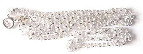 18-inch-rolled-silver-belcher-chain-2mm