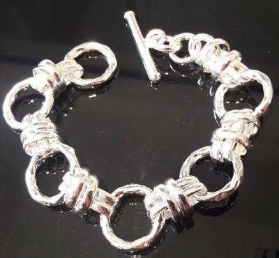 Double-Link-Hollow-Chain-Bracelet_1