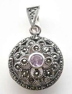 amethyst-marcasite-locket