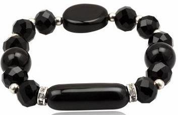 black-murano-bracelet
