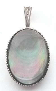 black-shell-pendant-w