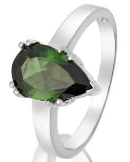 green-plated-pear-ring