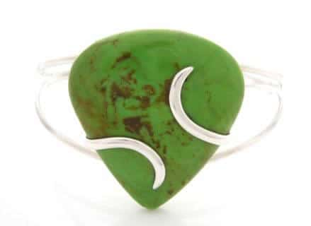 green-turquoise-bangle
