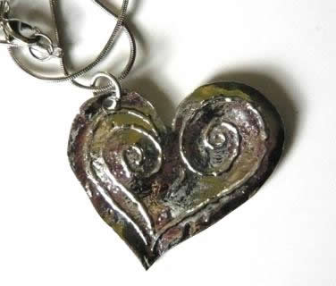 large-pewter-heart-necklace