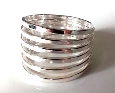 light-silver-fan-ring