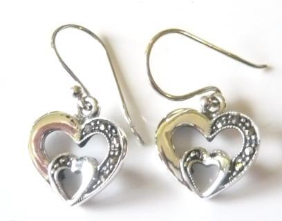 marcasite-heart-dangles