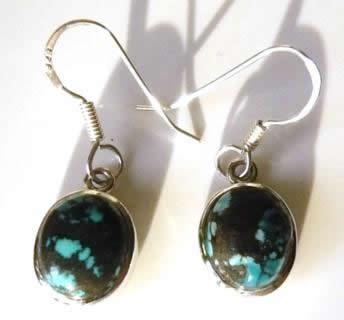 mostly-matrix-turquoise-earrings