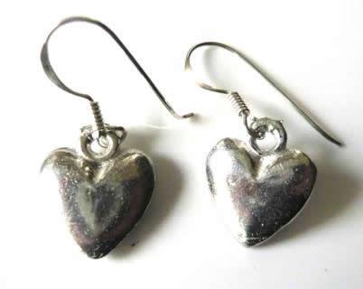 pewter-heart-earrings