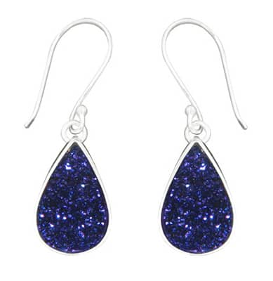 purple-pear-glitter-earrings