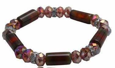 purplebrown-murano-bracelet