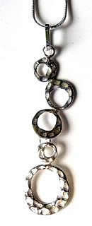 silver-plated-circles-pendant