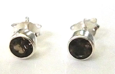 small-smoky-quartz-studs