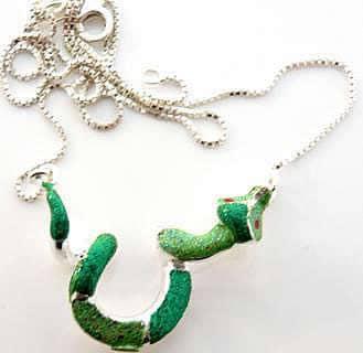 snake-necklet