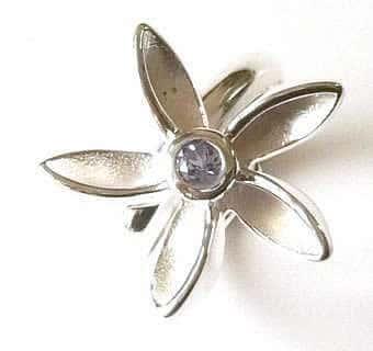 tanzanite-flower-ring