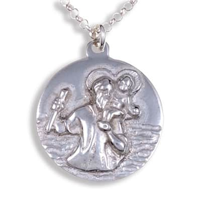 tin-pendant-st-Christopher