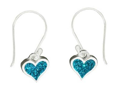 turquoise-heart-glitter-drops