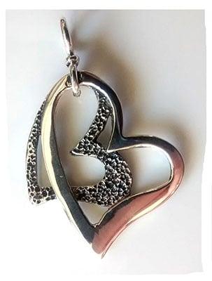 two-heart-pendant