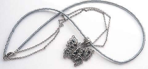 two-strand-butterfly-necklace